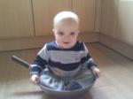 Baby Stir Fry!
